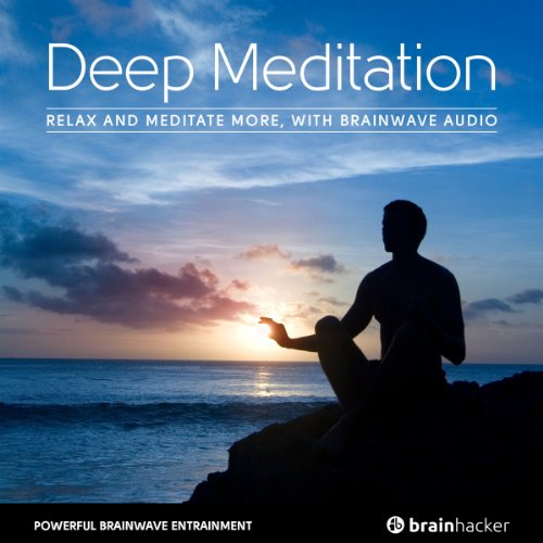Deep Meditation Session audiobook cover art