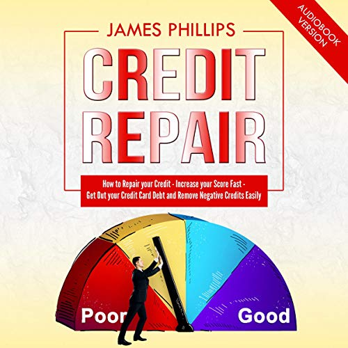 Credit Repair cover art