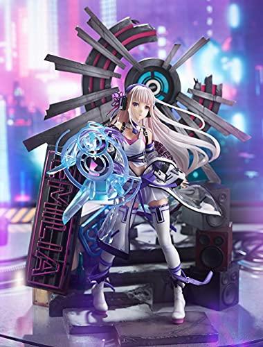 エミリア -Neon City Ver.- 1/7スケールフィギュア