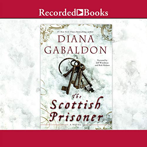 The Scottish Prisoner: International Edition cover art