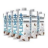 Plenish Coconut Milk Drink  6 x 1 Litre   Vegan, Organic and Unsweetened