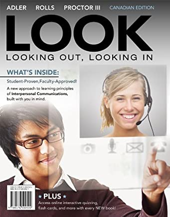 LOOK: Looking Out, Looking In by Ronald B. Adler (February 11,2011)