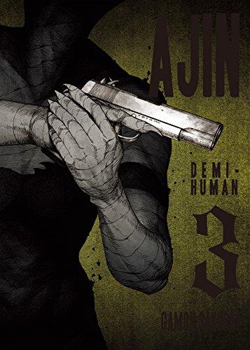 AJIN: Demi-Human Vol. 3 (English Edition)