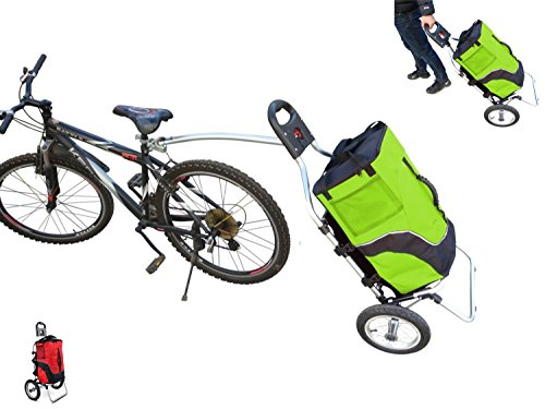 Polironeshop Geko Chariot remorque de vélo,...