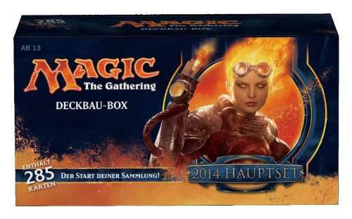 Wizard of the Coast 69586 - Magic: The Gathering Deckbau Box 2014 MBE4