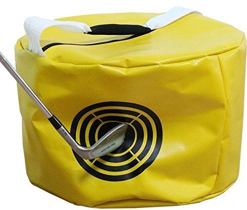 Lixada Golf Impact Power Smash Bag Hitting Bag Swing Aid Practice Training Tool Strike Bag Waterproof Durable Trainer Exercise Package