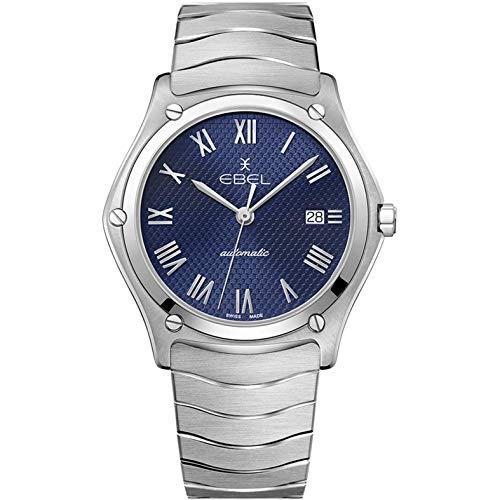 Ebel Sport Classic Reloj de Hombre automático 40mm Correa de Acero 1216456A