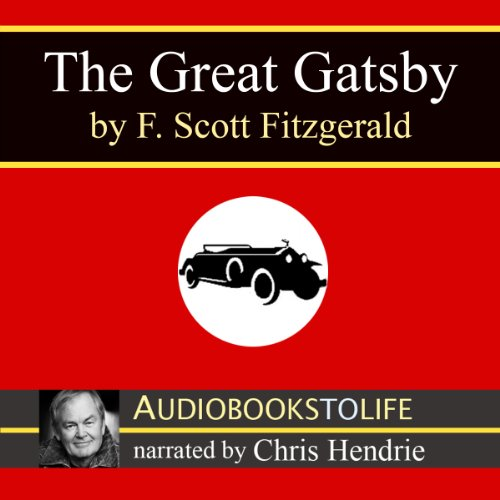 The Great Gatsby  By  cover art