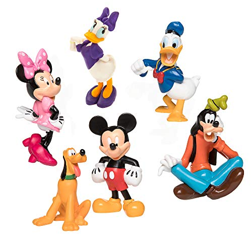 Disney Mickey Mouse Clubhouse 6 Figure Play Set