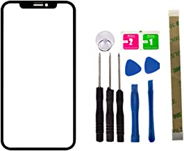 Original - Replacement Screen Repair Front Outer Top Glass Lens Cover for iPhone XR 6.1 inch Mobile Phone Parts and Adhesive Tools (No LCD and Touch Digitizer)