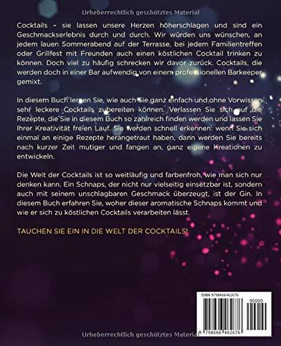 Gin Perfekt Gemixt: Das große Cocktail Buch für den Gin-Liebhaber inkl. klassischer und moderner Drinks für jeden Anlass - 2