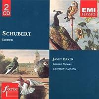 Schubert: Lieder by Janet Baker