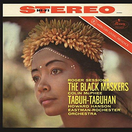 Sessions: the Black Maskers; Mcphee: Tabuh-Tabuhan