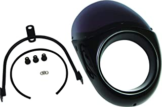 West-Eagle Motorcycle Products H3550 Bikini Cowl with Screen