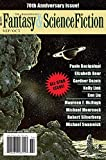 The Magazine of Fantasy & Science Fiction September/October 2019 (The Magazine of Fantasy & Science Fiction...