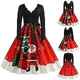 Vestido Leopardo Mujer Vestidos Mujer Boda Largos Vestidos Baratos Mujer Verano Vestidos Mujer Navidad Fiesta Vestido Camuflaje Mujer Vestidos Mujer Manga 3/4 Vestidos Rojos Cortos Mujer DF33