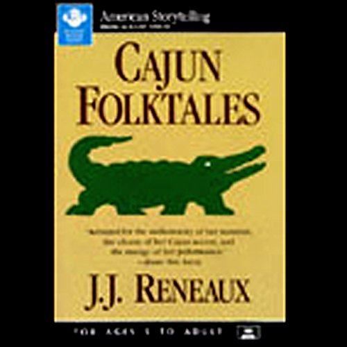 Cajun Folktales cover art