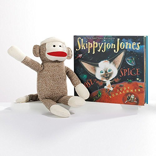 Kohl's Skippyjon Jones Sock Monkey Plush by Kohl's Cares