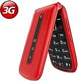 Best Cell Phone For Seniors - Ushining 3G Unlocked Flip Cell Phone for Senior Review