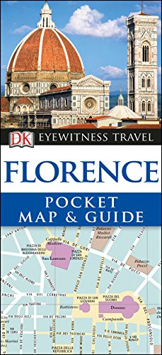 Florence Pocket Map And Guide (DK Eyewitness Travel Guide) [Idioma Inglés] (Pocket Travel Guide)