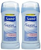 2x Suave Powder Anti-Perspirant and Deodorant Stick aus den USA