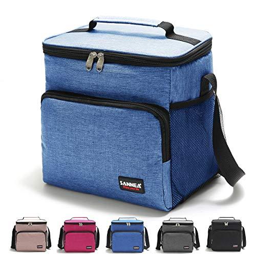 Cindeyar 12L Lunch Bag for Men and Women Large Picnic Cooler Bag Adjustable...