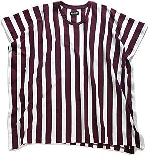 ゼファレン Zephyren Tシャツ(ボーダー総柄) メンズ 大きいサイズ Z20UH01
