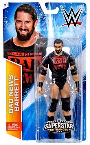 Mattel WWE Wrestling Superstar Entr…