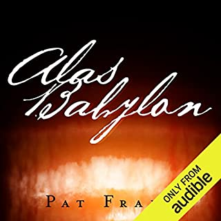 Alas, Babylon audiobook cover art