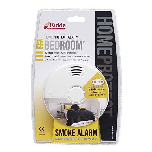 Kidde WFPV homeprotect slaapkamer rookmelder–Wit