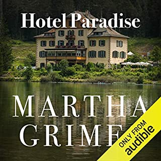 Hotel Paradise audiobook cover art
