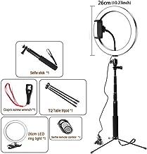 Selfie Lumière Avec 3 Modes D'éclairage, 10