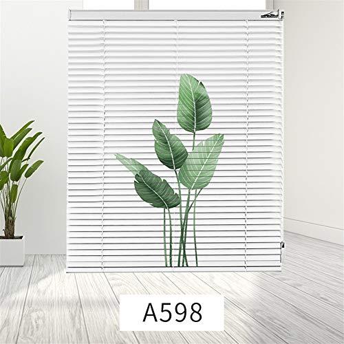 CHAXIA Jaloezieën Bamboe blind blinds venster vouwgordijnen licht afdekken kantoor jaloezieën gordijn tegen de zon duurzaam