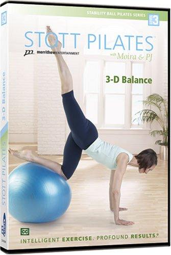 Stott Pilates: 3-D Balance [Reino Unido] [DVD]