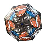 JSJJAYH Parapluie Enfants Spiderman Cars Parapluie Étudiante Semi-Automatic Semi-Automatique Outil de Pluie (Color : Cars Random)