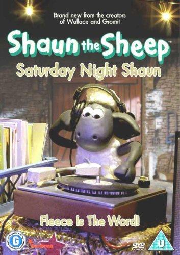 Shaun the Sheep - Saturday Night Shaun [DVD]