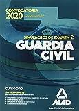 Guardia Civil. Simulacros de Examen 2