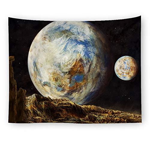 xkjymx Eine Vielzahl von größen Digitaldruck Tapisserie hängen malerei tischdecke dekorative Tuch Strandtuch Berg fluss Bild 6 230X150 cm