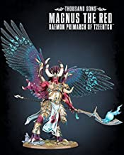 Games Workshop Warhammer 40K Thousand Sons Magnus The Red Daemon Primarch of Tzeentch