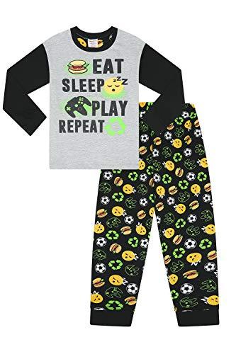 Pijama Largo para niños con Control de Juego