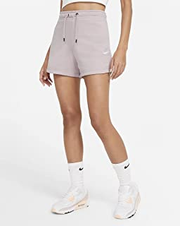 Nike NSW Essntl FLC HR Ft - Pantalons - Pantalon de Jogging - Femme