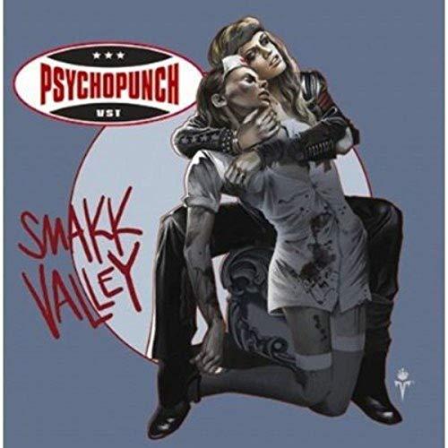Psychopunch: Smakk Valley (Audio CD (Digipack))