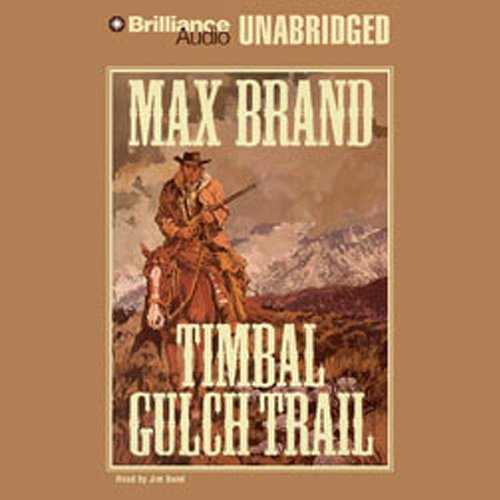 Timbal Gulch Trail  audiobook cover art