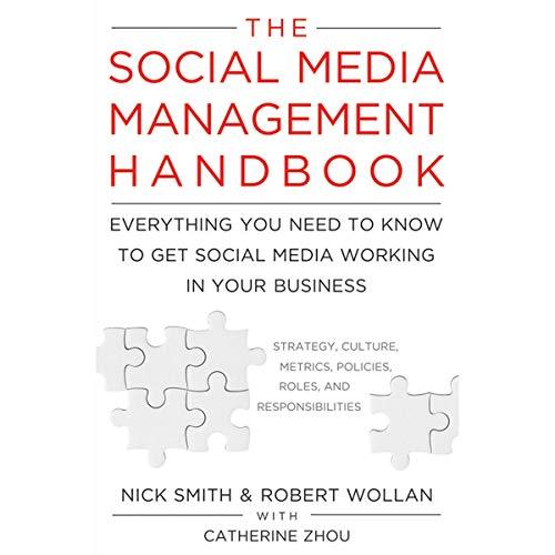 The Social Media Management Handbook cover art