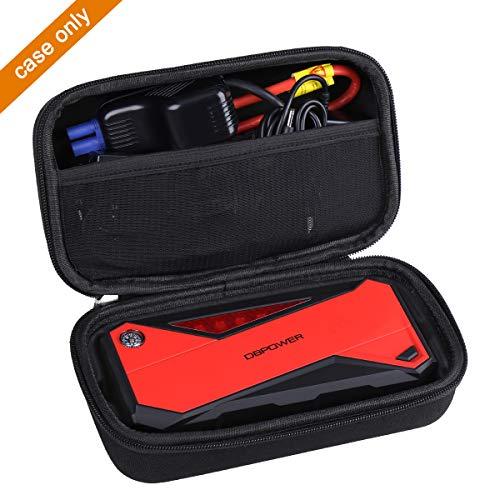 Aproca Hard Travel Storage case for DBPOWER 800A 18000mAh / Beatit BT-D11 800A Peak 18000mAh Portable Car Jump Starter (Black)