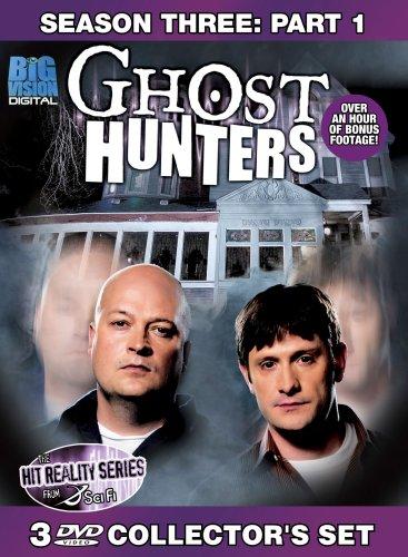 Ghost Hunters - Series 3, Part 1