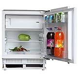 Cookology CBUIB600 60cm Integrated Built-under <span class='highlight'>counter</span> Fridge & Ice Box