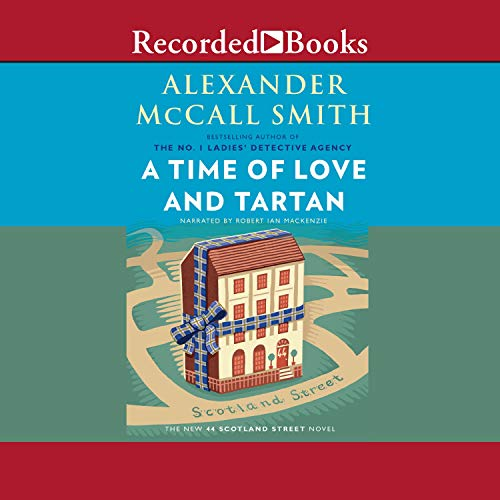 A Time of Love and Tartan audiobook cover art