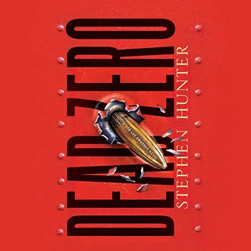 Dead Zero audiobook cover art