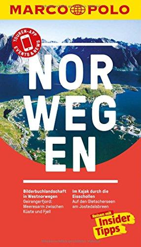 MARCO POLO Reiseführer Norwegen: Reisen mit Insider-Tipps. Inklusive kostenloser Touren-App & Update-Service